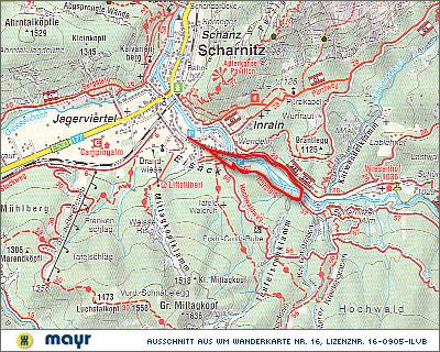 Isar Fluss Karte.Die Isar Und Ihr Kristallklares Wasser